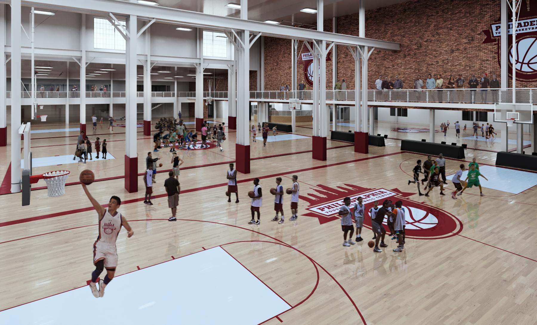 Indoor-Courts