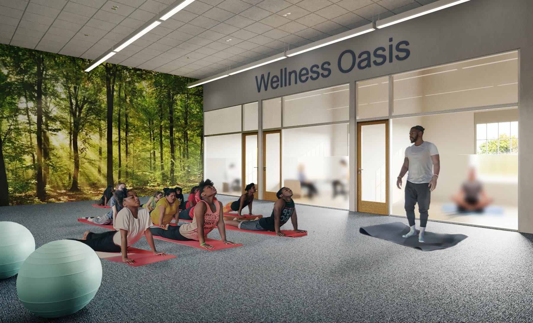 Wellness-Oasis