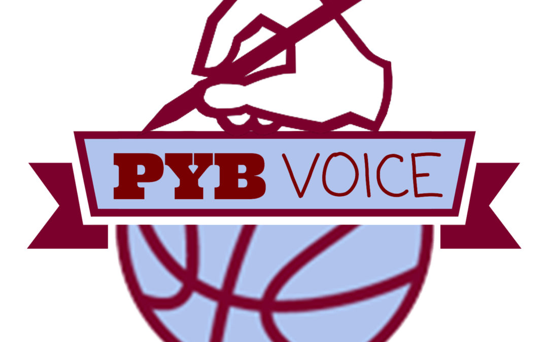 Welcome to the PYB Voice